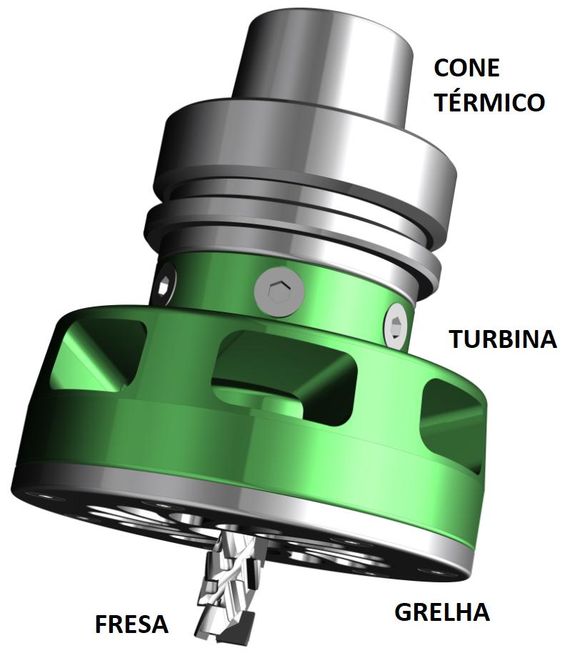 11405 11407 - Turbina Grelha Twister | Produto | Wirutex - Nossa Ferramenta é Inovação