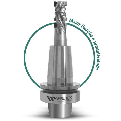 Cone com Fixação Térmica | Produto | Wirutex - Nossa Ferramenta é Inovação