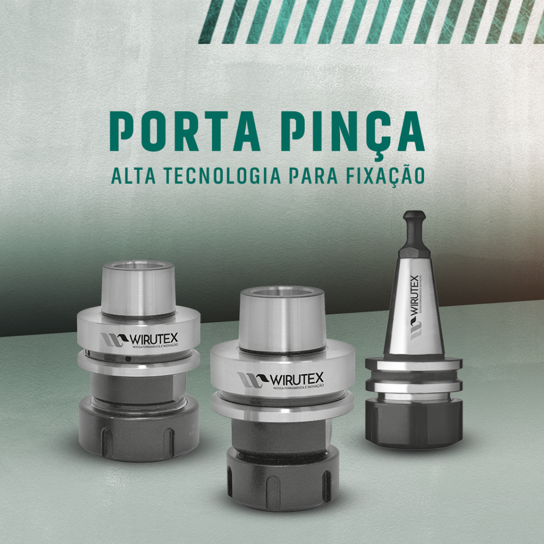 Linha de cones Porta-Pinça   Produto   Wirutex - Nossa Ferramenta é Inovação