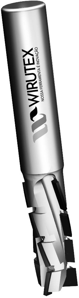 5708 - Fresas Nesting Z3 Convencional | Produto | Wirutex - Nossa Ferramenta é Inovação