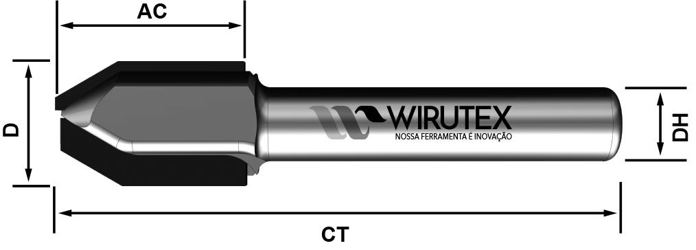 WM05 - Tipo Fórmica | Produto | Wirutex - Nossa Ferramenta é Inovação