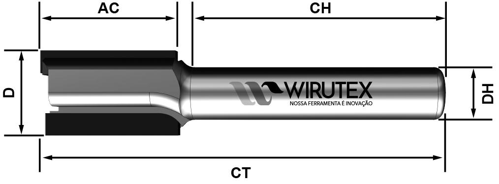 WM0309515060 - Reta   Produto   Wirutex - Nossa Ferramenta é Inovação