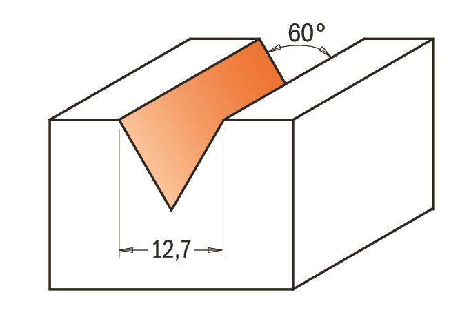 Fresa para Desenho Série 758 HW Z3 | Produto | Wirutex - Nossa Ferramenta é Inovação