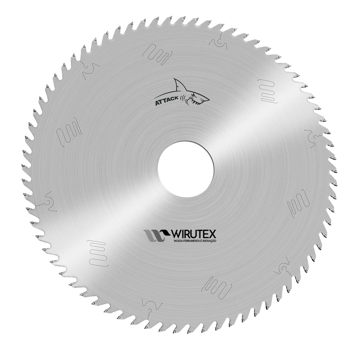 Serras Circulares Attack | Produto | Wirutex - Nossa Ferramenta é Inovação