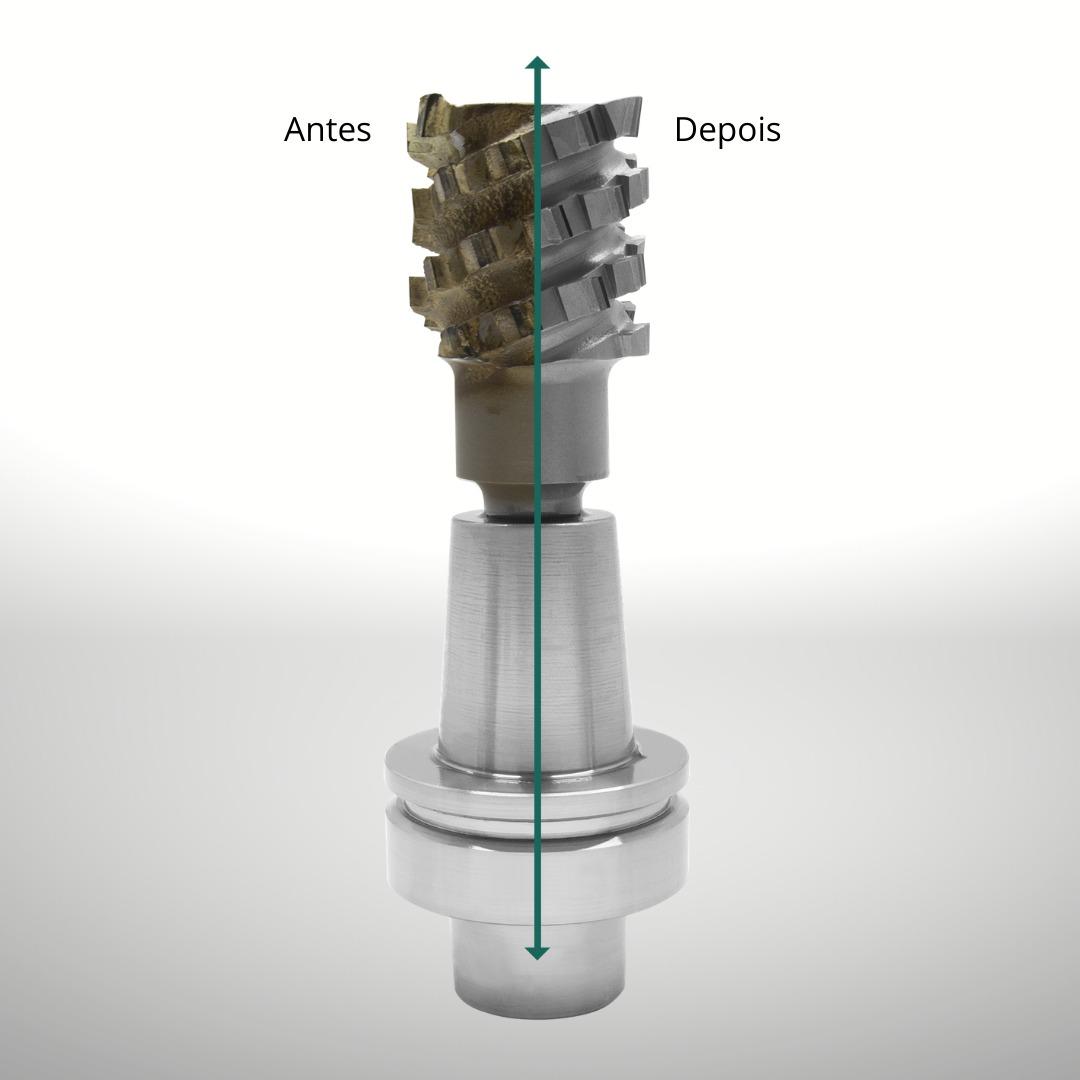 Afiação de Fábrica | Produto | Wirutex - Nossa Ferramenta é Inovação
